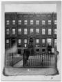 First YMCA building for Negro young men and boys, 132 West 53rd Street, 1901