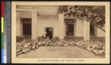 Children at Sainte Enfance Mission, Tianjin, China, ca.1920-1940