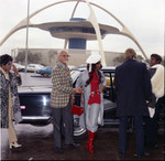 Gordy Family at Los Angeles International Airport, Los Angeles, ca. 1977