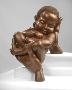 "Infant from ""Behold"" Monument"