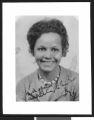 Fay M. Jackson, July 1931, Los Angeles