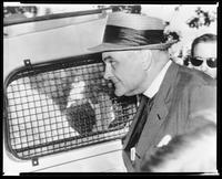 Eugene Carson Blake arrested.