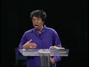 "At Howard; Dr. Sandra Shannon (August Wilson ""Fences"")"