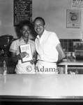 Café, Los Angeles, 1964