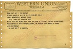 Mr. and Mrs. T. Nelson to James Meredith (Undated)
