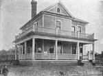 Evolution of the Negro home; Residence of a Negro railway postal clerk, South Atlanta