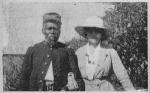 Haitian couple