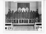 366th Infantry choir