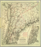 Colton's driving & wheeling map of the country twenty five miles north of the city of New York. (with) New York City north of Central Park. G.W. & C.B. Colton & Co. 312 Broadway, New York. Entered ... 1892 by G.W. & C.B. Colton & Co. ... Washington. Colton's driving & wheeling map of the country twenty five miles north of the city of New York.