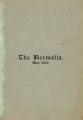 The Normalia, 1902-05