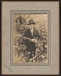 [Civil War veteran Arthur H. Perkins, Co. I, 5th New Hampshire Infantry, last survivor of the regiment]