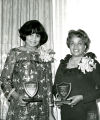 C. DeLores Tucker and Goldie E. Watson