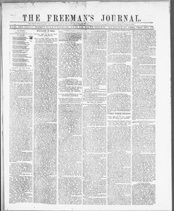 The Freeman's Journal. (Galveston, Tex.), Vol. 3, No. 12, Ed. 1 Saturday, August 17, 1889 The Freeman's Journal