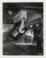 Blast furnace photograph interior photograph