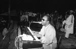 Stevie Wonder at Black Family Reunion, Los Ageless, 1989