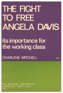 The Fight to Free Angela Davis: Its Importance for the Working Class