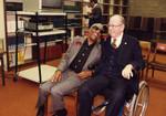 Ray Charles Talks with Kenneth Hahn