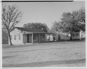Exterior of All-Black School