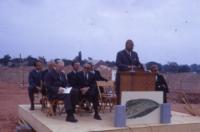 Groundbreaking Ceremony