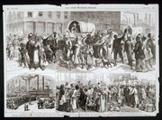 """""""Missouri.--Remarkable Exodus of Negroes from Louisiana and Mississippi. Incidents of the Arrival. Support and Departure of the Refugees at St. Louis."""""""