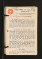 """Publications. Bulletins, 1918-1960. """"""""Colored Workers"""""""" Bulletins, circa, 1945-1950. 1950. (Box 56, Folder 4)"""