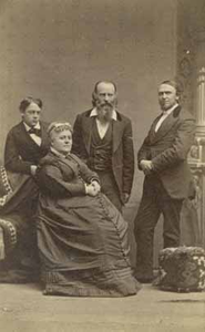 Asa Hutchinson and the Hutchinson Family