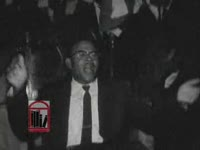 Series of WSB-TV newsfilm clips of African American civil rights workers, Georgia National Guardsmen, and city officials in Albany, Georgia, 1961 December