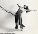 San Francisco Jazz Dance Company member, circa 1980s
