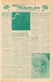 Arkansas Traveler, March 18, 1960; Negroes Sing During State Capital March; Arkansas traveler (Fayetteville, Ark.); Traveler