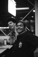 Thumbnail for Yanthis, George and Lee Rogers at Alpha Phi Alpha Dinner