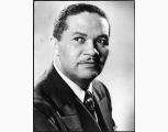 Todd Duncan, baritone, February 1947