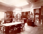 Thumbnail for Hough Branch 1907: Carnegie building interior