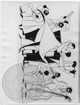 W. C. Handy's jazz band drawing
