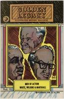 Men of action White, Wilkins & Marshall