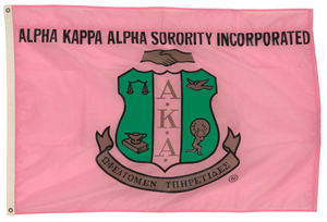 Flag for Alpha Kappa Alpha