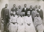 Taylor's home, free and converted slaves, in Senegal