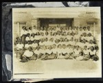 Unidentified large group of girls