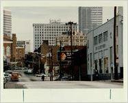 Luckie Street Looking South Toward International Blvd. July 3, 1994
