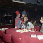 Gwen Gordy Fuqua at a Nightclub, Los Angeles