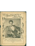 The Nation's Song / words by J.M. Munyon and L.L.D.