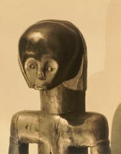 African Negro Sculpture, plate 5
