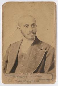 Rev. J. Harvey Jones Portrait