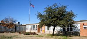Photograph of Fred Douglass School