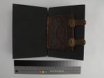 back cover, carte-de-visite album