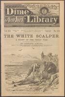 The white scalper, a story of the Texan War