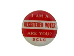Button, SCLC Voter