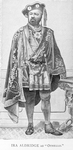 "Ira Aldridge as ""Othello"""