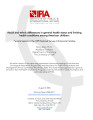 Racial and ethnic differences in general health status and limiting health conditions among American children: parental reports in the 1999 National Survey of America's Families