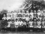 17th Street School, Westminster, Class Photograph