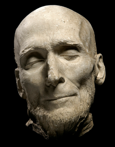 Death Mask of Hiram Powers